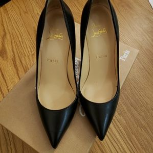 New Louboutin pigalle 36.5